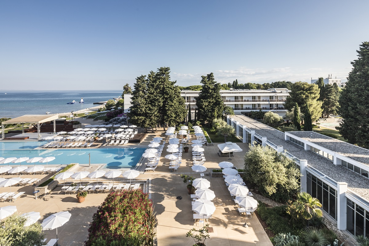 All-Inclusive Hotel Falkensteiner Club Funimation Borik in Zadar in Croatia