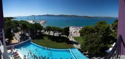 Hotel Adriatic in Biograd na Moru in Croatia